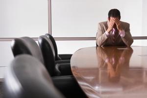 People Work While Depressed, Says Survey