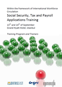 Training on International Workforce: Social Security, Tax and Payroll