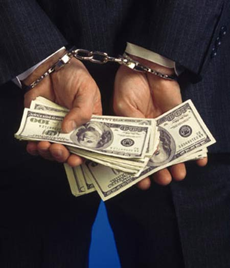 Are you aware of white collar crimes?