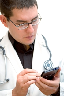 Is it obligatory to employ a full-time physician for SMEs?